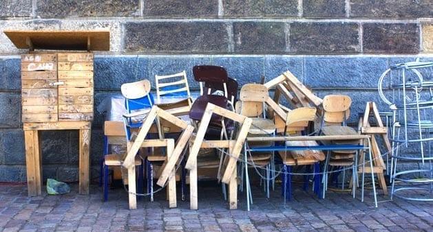 Smaltimento mobili Roma